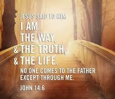 Just Ask Jesus: John 14:6 Journal Challenge Day 3